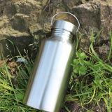 Wasser-Flaschen-Sport-Flaschen-Wasser-Kolben des Edelstahl-3L