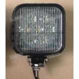 새로운 4inch 12V 56W Square LED Tractor Work Light