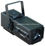 ライト白い熱いLEDのプロフィールの点ライト1LEDs 60W LEDズームレンズ13-23の程度DMX512のプロフィール
