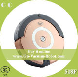De intelligente MiniAspirator Met geringe geluidssterkte van het Huishouden met het Natte Droge Dweilen (518F)