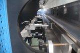 Machine à cintrer 2016 hydraulique avec la machine Wc67y-125t/3200 de frein de presse