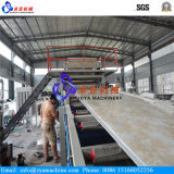 PVC Artificial Marble Board/Imitated Decorative Wall Panel Extruder Machine