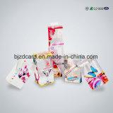 Plastic PVC Pet suave plegable de embalaje impreso cuadro
