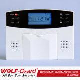 カラーLCD表示(YL-007M2B)が付いているGSMの無線ホームアラーム