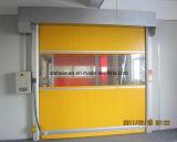 La puerta rápida -19/CE certificó