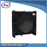 6135ad-6: Wasser-Aluminiumkühler für Dieselmotor