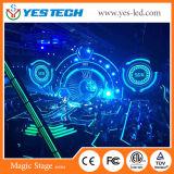 풀 컬러 높은 정의 SMD 실내 단계 LED 스크린