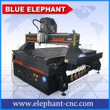 Router 1325 di CNC fatto in Cina, prezzo della macchina del router di taglio di CNC con l'asse di rotazione 3kw ed il motore passo a passo raffreddati aria