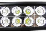 """17 """" 12V/24V 크리 사람 200W 4X4 LED 표시등 막대를 방수 처리하십시오"""