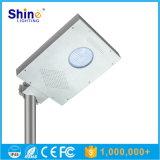 Indicatore luminoso di via solare Integrated di prezzi di fabbrica di alta efficienza LED 8W