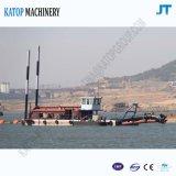 販売のための3000 CBMのカッターの吸引の浚渫船18インチの浚渫船