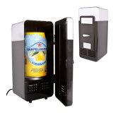 LED를 가진 USB Electricity Powered Mini Fridge Upright Freeze