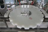 Llenador/capsulador líquidos consolidados usados. Máquina de relleno y que capsula de Autometic