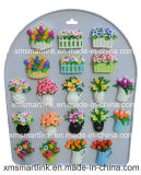 Sculpture Flower Refridgerator Magnet Regalos