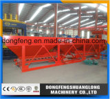 Qt8-15 시멘트 벽돌 구획 기계
