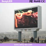 IP65 al aire libre impermeable a todo color de anuncios de vídeo LED Display (P8)