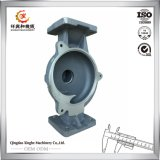 Ferro fundido Qt600 Ggg60 Pump Casting Part with Electro Coating