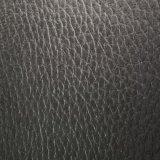 Cuoio del PVC del cuoio sintetico del PVC del cuoio della valigia dello zaino degli uomini e delle donne di modo del cuoio del sacchetto del fornitore Z077 di certificazione dell'oro dello SGS