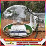 خارجيّة واضحة قابل للنفخ مرج [تنت/] قابل للنفخ شفّافة فقاعات خيمة لأنّ عمليّة بيع