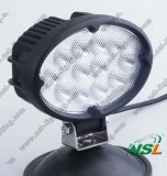 "7 "" 36W LED Work Light, 36W 크리 말 Auto LED Working Light, Ellipse LED off-Road Light"