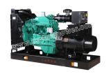 Dcec 20kw 100kw au type silencieux générateur de moteur diesel de Cummins avec le réservoir de carburant bas