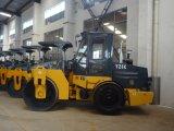 Material de construcción vibratorio del rodillo de camino de 6 toneladas (YZ6C)