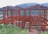 Полуфабрикат дом стальной структуры (KXD-pH1125)