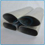 Tubi ovali saldati dell'acciaio inossidabile nei grandi formati per le automobili