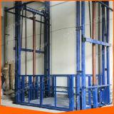Tabela de elevador vertical hidráulica dos bens da plataforma do elevador da carga