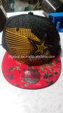 Embroideryの昇進のSnapback Cap Hip Hop Cap