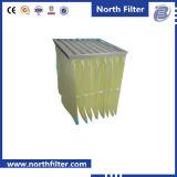 Основной фильтр мешка синтетического волокна для пояснения воздуха