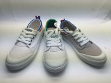 Самые последние ботинки спорта способа с шнуруют вверх (6117)