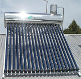 Sistema Solar solar tubular del calentador de agua del tejado