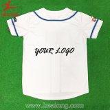 野球のベストのワイシャツのカスタム方法トレーニングの実物大模型デザイン
