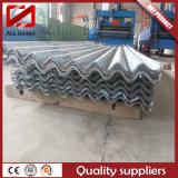 波形の金属の鋼鉄屋根ふきシート
