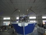 Material Certificated Ce da liga barco de 3.7-8.6 medidores no mar grande