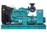 генератор 100kw/125kVA Cummins морской вспомогательный тепловозный для корабля, шлюпки, сосуда с аттестацией CCS/Imo