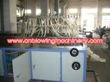 Macchina di legno di profilo della plastica WPC, linea di produzione della scheda di WPC