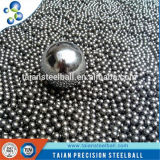 Elevada precisão da esfera de aço inoxidável/esfera de aço de cromo/esfera de aço de carbono