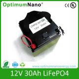 Klant Ontworpen 12V 30ah Batterij voor Maaimachine