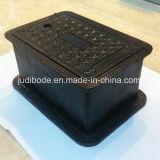 Cadre malléable de surface du fer DIN4056