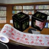 2plyトイレットペーパータオルのカスタム印刷されたトイレットペーパーロール