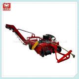 Жатка картошки тележки аграрной машины самозарядная для каретного трактора