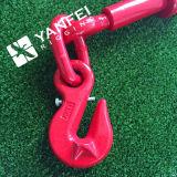 Tipo carpeta del trinquete G80 de la carga para la cadena del trinquete