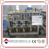 Belüftung-Kruste-Schaumgummi-Vorstand-Strangpresßling, der Extruder herstellt maschinell zu bearbeiten (SJSZ80X156)