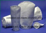 Melt caldo Filter Bag Sewing Filter Bag per Filter Machine con Long Service Life