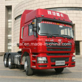 최신 Sale Shacman F3000 6X4 420HP Cummins Engine Tractor Truck
