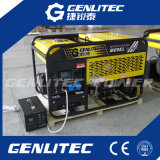 Open Frame 3-Phase 10kVA Portable Diesel Generator Water-Refroidished