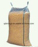 Bolso tejido PP para el alimento, fertilizante, germen, alimentación, cemento, transporte, construcción