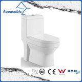 Tipo toalete cerâmico da colisão do banheiro do armário de uma peça só do resplendor (AT5000)